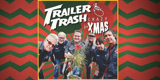 Trashy Little Xmas Show & Crazy for Xmas CD Release!