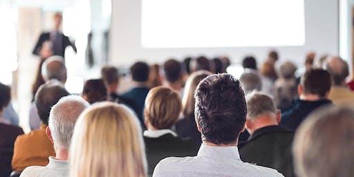 Conferencia de Trading y Cryptomonedas