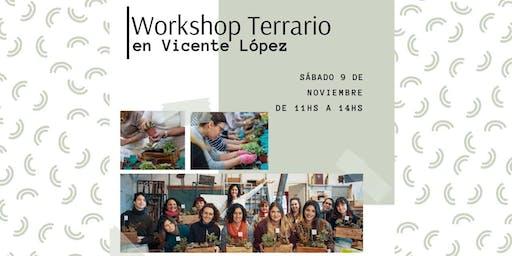 Workshop Zebra Blu - Vicente López