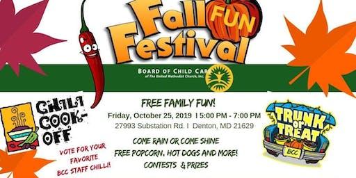 Fall Fun Festival