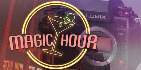AbelCine Magic Hour: Panasonic LUMIX S1H tickets