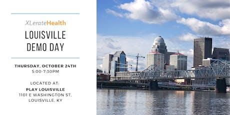 XLerateHealth Louisville Demo Day 2019 tickets