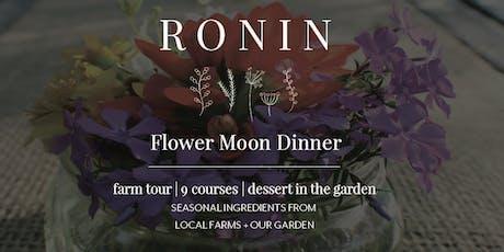 Flower Moon Dinner tickets
