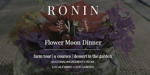Flower Moon Dinner
