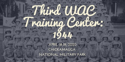 The Third WAC Training Center: 1944