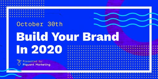 Marketing and Branding for 2020