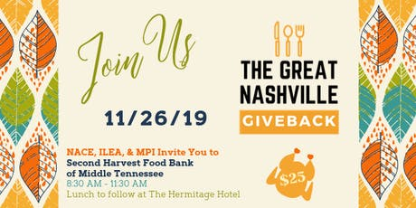 The Great Nashville Giveback tickets