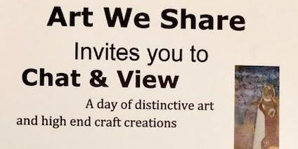 Art We Share invites you to Chat & View