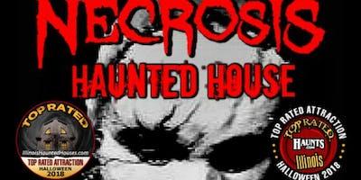 Necrosis Haunted House 2019