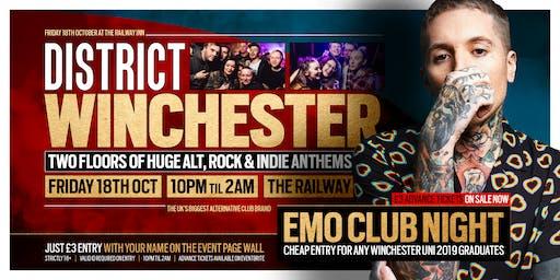 DISTRICT Winchester // Alt, Emo & Indie Club Night