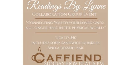 Readings by Lynne at Caffiend tickets