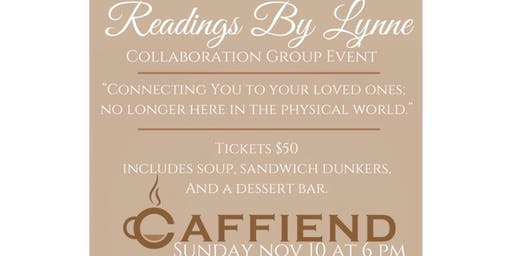 Readings by Lynne at Caffiend