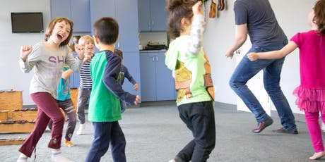 Young Musicians Make Music (4s & 5s) - Saturdays, 12:30 pm tickets