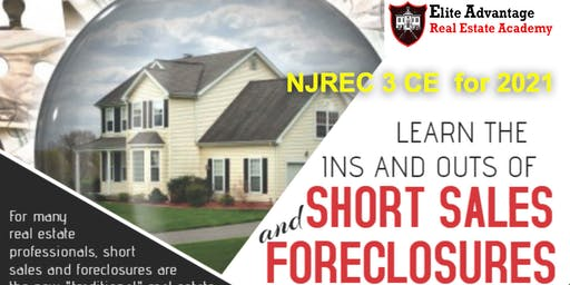 Short Sale Foreclosure Training & Certification