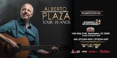 Alberto Plaza en Concierto - Washington DC tickets