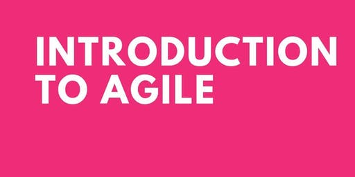 Introduction to Agile (DfT staff only)