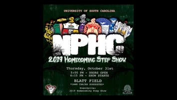 2019 Homecoming Step Show