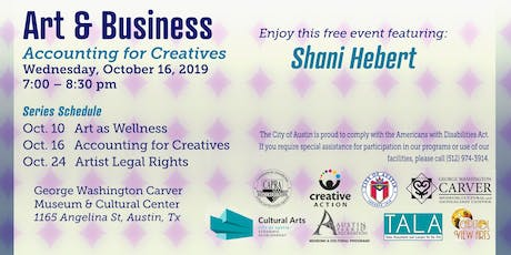 Art & Business: Accounting for Creatives tickets