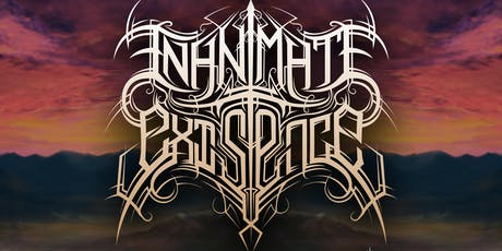 The Kingsland Presents: Inanimate Existence, Krosi tickets