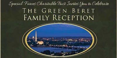 Celebrating The Green Beret Family Reception 2019