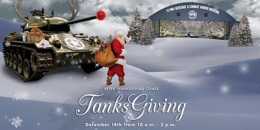 Tanks Giving