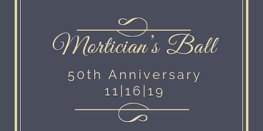 Morticians Ball 2019