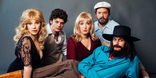 RUMOURS (THE LOS ANGELES BASED FLEETWOOD MAC TRIBUTE) - Saturday Show