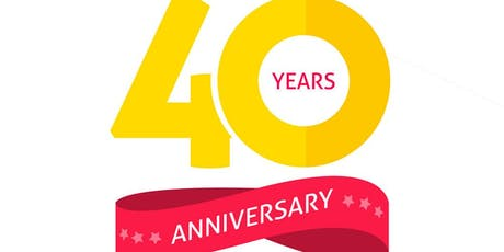 IDEAL 40th Anniversary tickets
