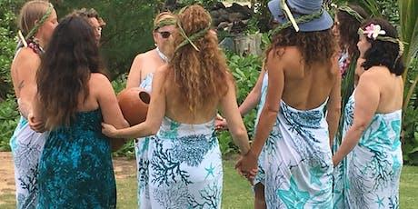 Sacred Hawaiian Healing: Ho'oponopono & Laulima Circle tickets