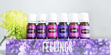 Essential Oils and Our Emotions - Toronto West tickets