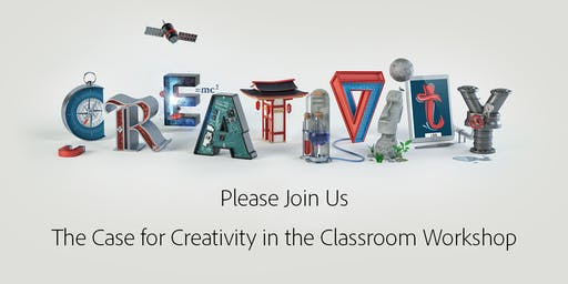 Toronto Adobe K12 Classroom Creativity Workshop