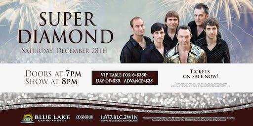 Super Diamond-The Neil Diamond Tribute