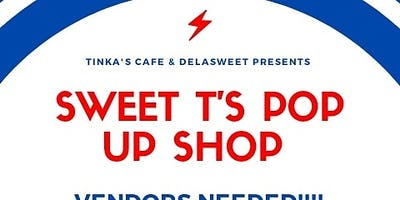 Sweet T's Pop Up Shop