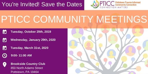 PTICC Community Meetings