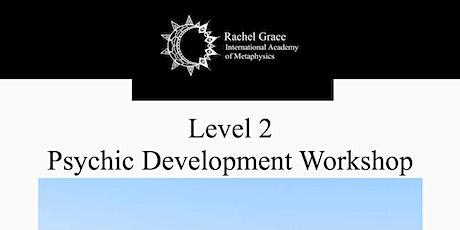 Level 2 Psychic Development Workshop tickets