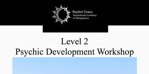 Level 2 Psychic Development Workshop