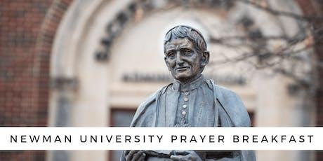 Newman University Prayer Breakfast tickets
