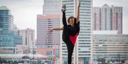 FREE Dance Masterclass -- Jazz with Carly Faye