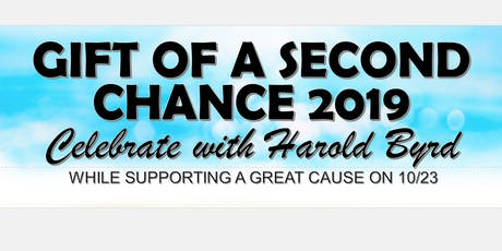 Gift of a Second Chance 2019 tickets