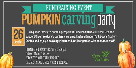 Pumpkin Carving Fun-draising Party tickets