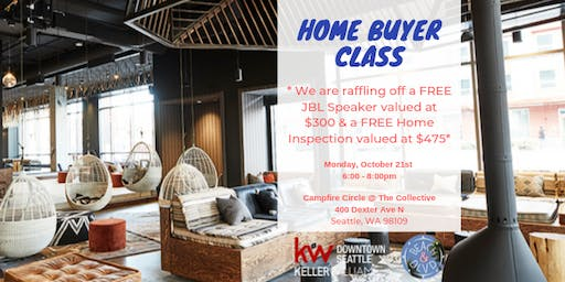 Home Buyer Class at The Collective!