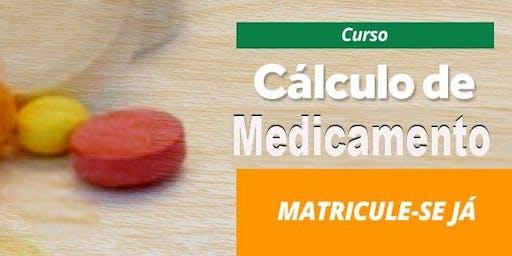 Curso - Cálculo de Medicamentos