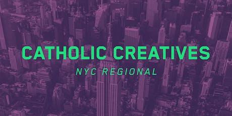 Catholic Creatives NYC Regional tickets