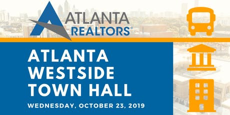ARA hosts: Atlanta Westside Town Hall tickets