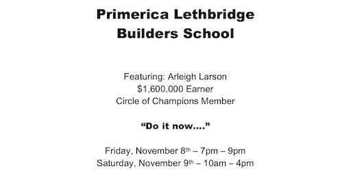 Lethbridge Builders School