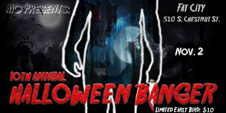 AIO Presents: Halloween Banger tickets