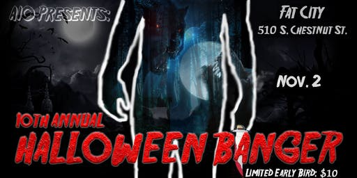 AIO Presents: Halloween Banger
