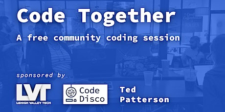Code Together | Lehigh Valley - A free community coding session tickets