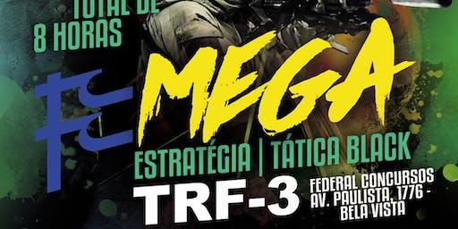 SÃO PAULO-SP | ARTE DA GUERRA MEGA ESTRATÉGIA + TÁTICA BLACK FCC TRF-3
