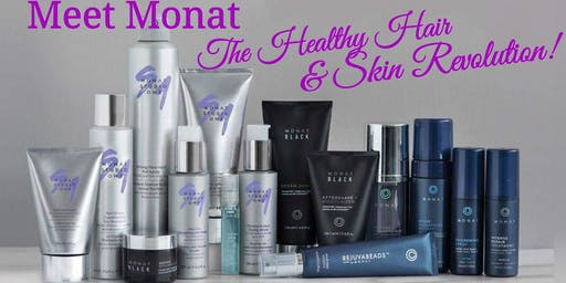 Meet Monat - Join The Healthy Hair & Skin Revolution!